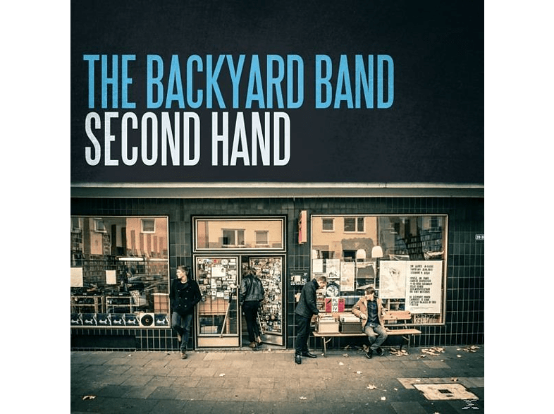 The Backyard Band - Second Hand [CD]