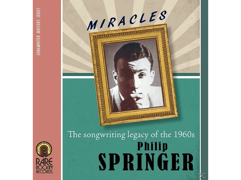 VARIOUS - Philip Springer (Miracles: The Song [CD]