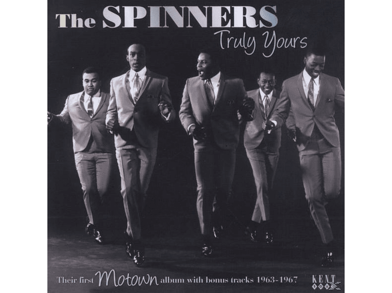 The Spinners - Truly Yours-Their First Motown Album With Bonus [CD]
