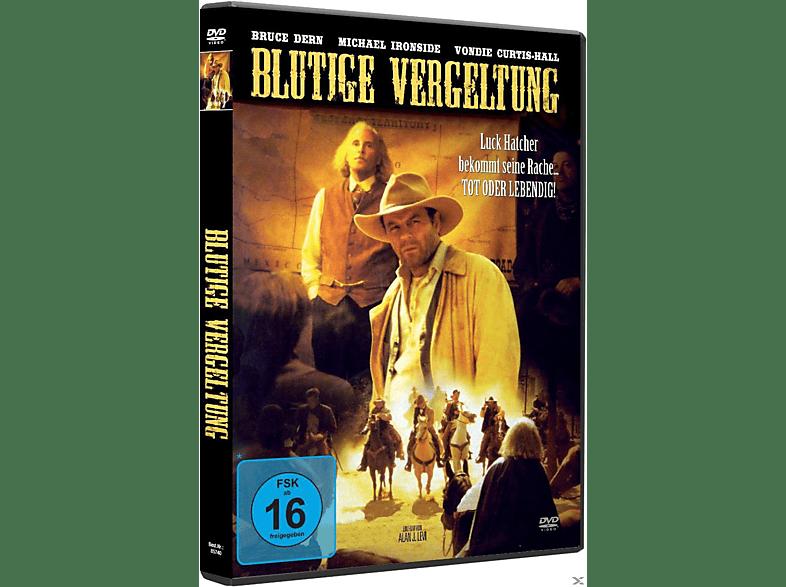 Blutige Vergeltung [DVD]