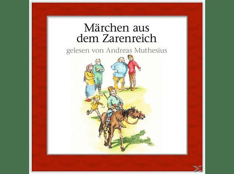 Andreas Muthesius - Märchen Aus Dem Zarenreich - (CD)