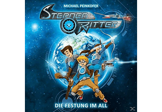 Sternenritter - 01: Die Festung im All  - (CD)