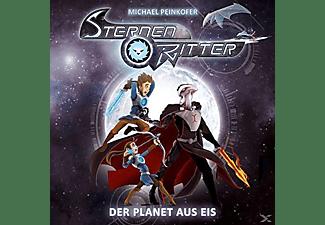 Sternenritter - 03: Der Planet aus Eis  - (CD)