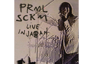 Primal Scream - Live in Japan (LP) [Vinyl]