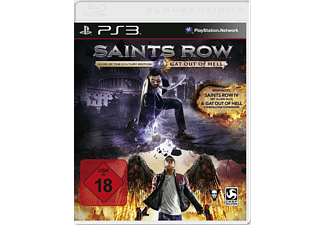 Saints Row IV - Game of the Year Edition (Software Pyramide) - [PlayStation 3]