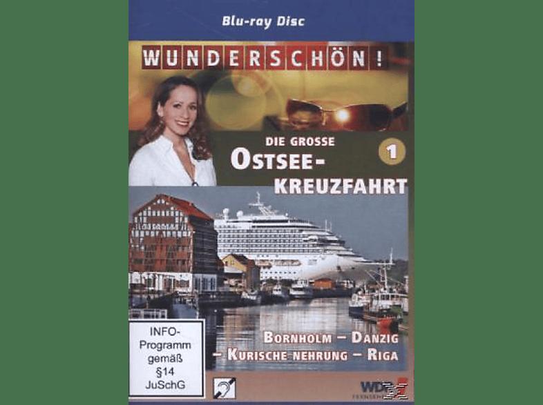 Wunderschön! Die große Ostsee-Kreuzfahrt (1) - Bornholm - Danzig - Kurische Nehrung - Riga [Blu-ray]