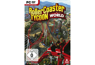 Rollercoaster Tycoon World (Software Pyramide) - [PC]