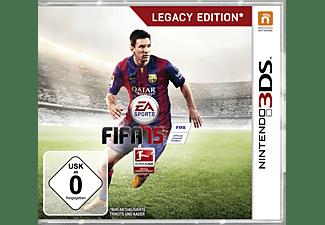 FIFA 15 Legacy Edition (Software Pyramide) - [Nintendo 3DS]