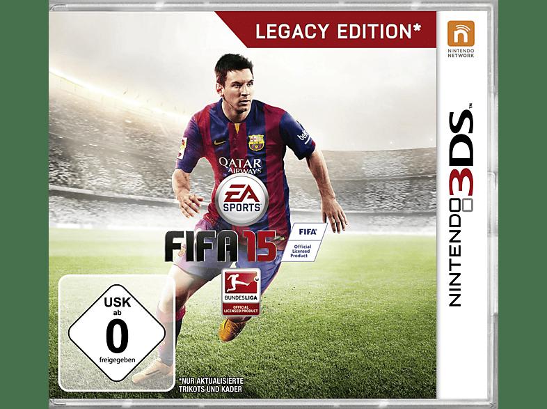 FIFA 15 Legacy Edition (Software Pyramide) [Nintendo 3DS]