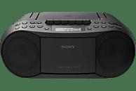 SONY CFD-S70 Boombox Radiorecorder, Schwarz
