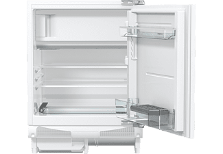 GORENJE RBIU6092AW Kühlschrank (F, 820 mm hoch, Weiß)