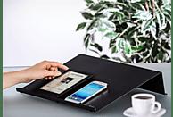 HAMA Notebook-Stand in Carbonoptik, Halterung