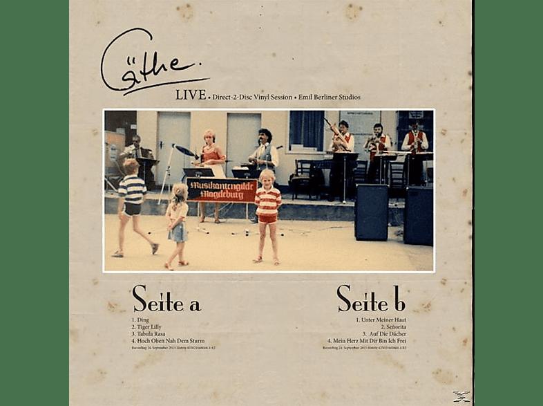 Cäthe - Cäthe Live [Vinyl]