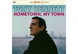 Tony Bennett - Hometown, My Town (Ltd.Edt 180g Vinyl)  - (Vinyl)