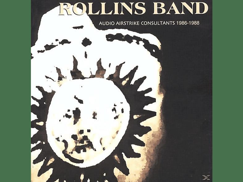 Rollins B - Audio Airstrike Consultans 1986-1988 [CD]