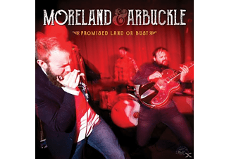 Moreland & Arbuckle - Promised Land Or Bust (120 Vinyl)  - (Vinyl)