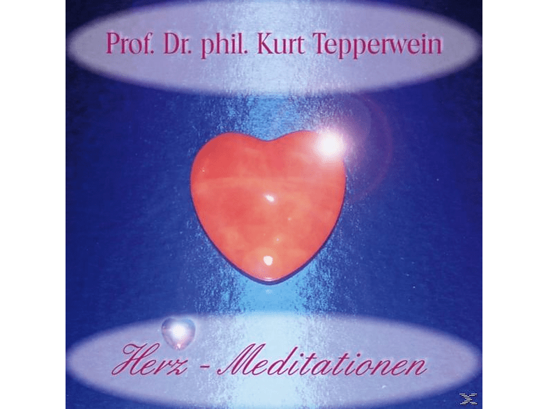 Kurt Tepperwein-meditations-cds - Herz-Meditationen - (CD)