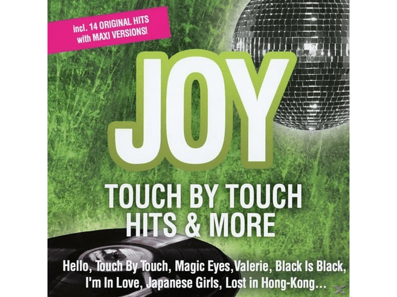 Joy - Joy Touch By Touch Hits & More [CD]