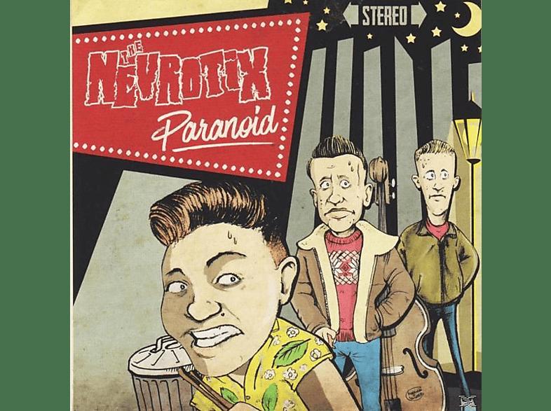 Nevrotix - Paranoid [Vinyl]