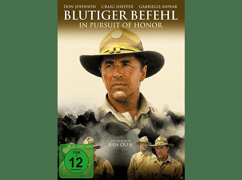 Blutiger Befehl [DVD]