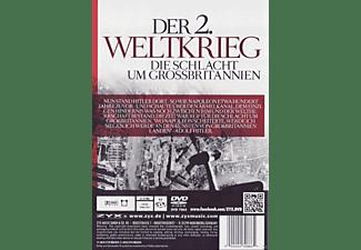 Der 2. Weltkrieg - Die Schlacht um Großbritannien DVD