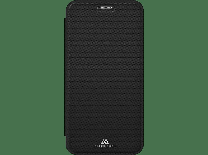 "BLACK ROCK ""Material Pure"" , Bookcover, Samsung, Galaxy S7, Kunststoff/Mikrofaser/Polyurethan/thermoplastisches Polyurethan, Schwarz"