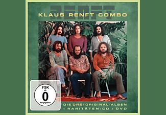 Klaus Combo Renft - Original Alben.Raritäten.Dvd  - (CD + DVD Video)