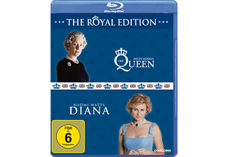 The Queen / Diana Blu-ray