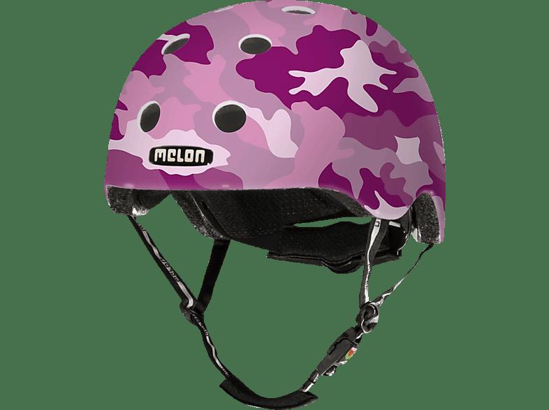 MELON Urban Active CAMOUFLAGE PINK XL-XXL (58-63 cm, Pink)