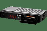 XORO HRS 8820IP Sat-Receiver (HDTV, HD+ Karte inklusive, DVB-S, DVB-S2, Schwarz)