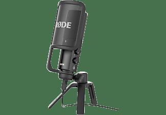 RODE NT-USB , USB-Nierenkondensatormikrofon, schwarz