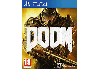 PS4 Doom - Day One Edition