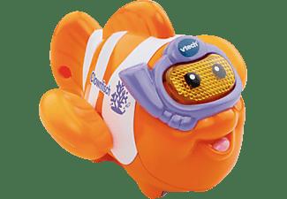 VTECH 40405992 Tut Tut Baby Badewelt - Clownfisch, Orange/Weiß
