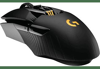 LOGITECH G900 Chaos Spectrum Gaming Maus, Schwarz/Blau