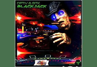 Optiv & BTK - Blackjack  - (CD)