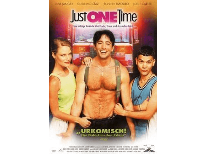 Just One Time [DVD]
