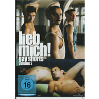 Lieb mich! - Gay Shorts Vol. 2 [DVD]