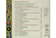 Alexander M. Consortium Vocale Oslo/schweitzer - Salvum Me Fecit [CD]