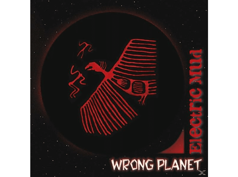 Electric Mud - Wrong Planet [CD]