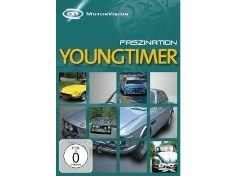 MotorVision - Faszination Youngtimer [DVD]
