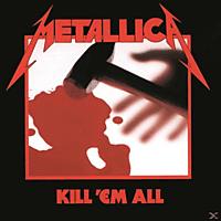 Metallica - Kill 'em All (Remastered 2016) [CD]