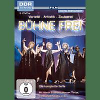 Bühne frei! - DDR TV-Archiv [DVD]