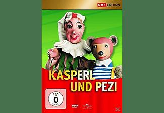 Kasperl und Pezi No 3 + 4 DVD