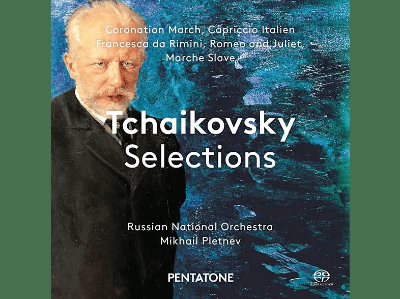 Mikhail Pletnev, Russian National Orchestra - Tchaikovsky Selections [SACD Hybrid]