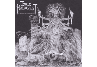 Toxic Holocaust - Conjure And Command (Ltd Deluxe Version) - (CD)