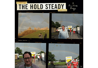 The Hold Steady - A Positive Rage  - (CD + DVD Video)
