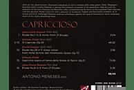 Antonio Meneses - Capriccioso [CD]