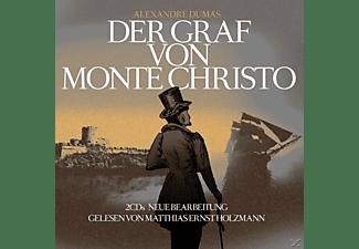 Gelesen Von Matthias Ernst Holzmann - Der Graf von Monte Christo  - (CD)
