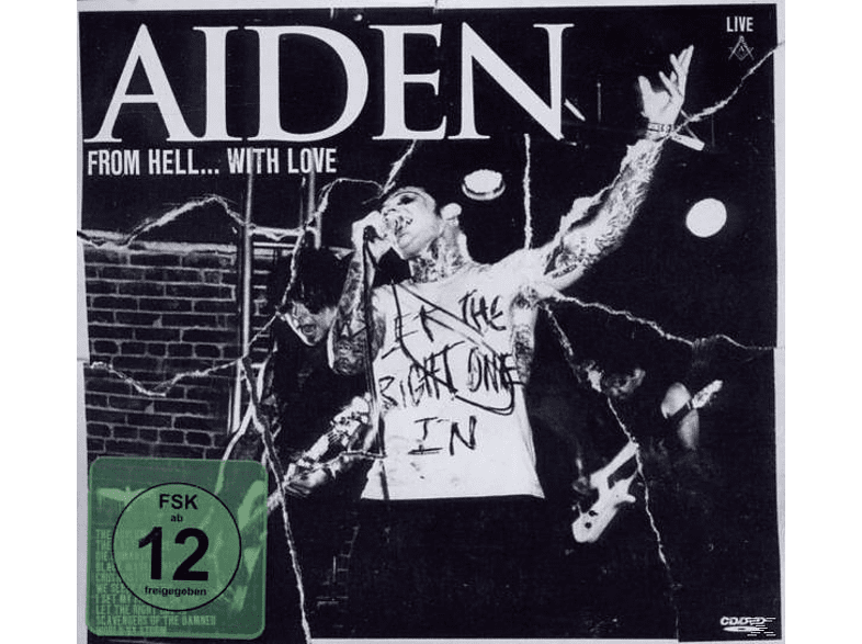 Aiden - Evil [CD + DVD Video]