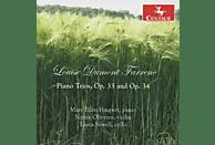 Haupert/Oliveros/Sewell - Klaviertrios [CD]